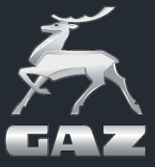 Footer Logo of Gaz